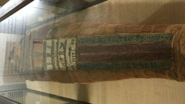 مومياء من مصر القديمة