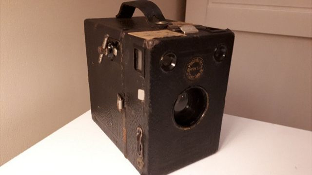 The 90-year-old camera still producing silver snaps