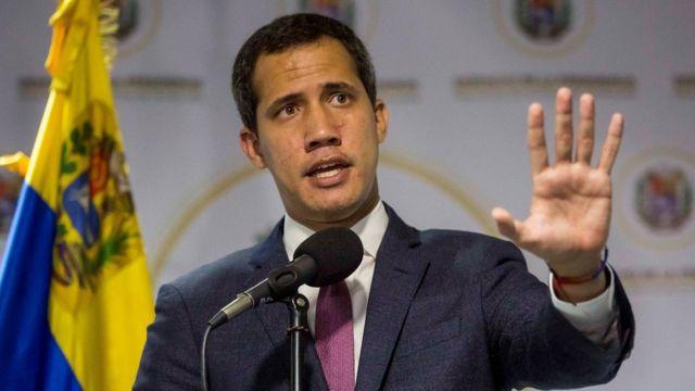 """Crisis en Venezuela: por qué este es uno de los peores momentos para Juan  Guaidó desde que se proclamó """"presidente encargado"""" - BBC News Mundo"""