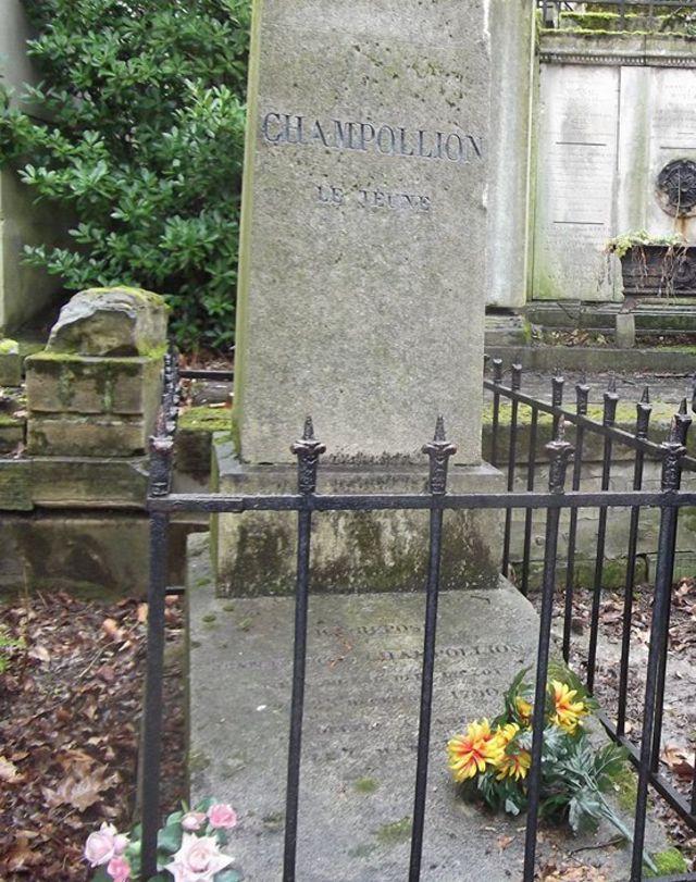 مقبرة شامبليون