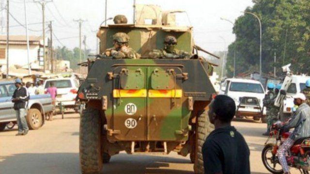 Abasirikare bagiye kugarukana amahoro muri Centrafrique