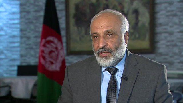 Afghan defence minister