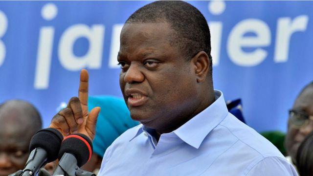 L'homme d'affaires s'est lancé en politique et était candidat à la présidentielle de mars dernier.