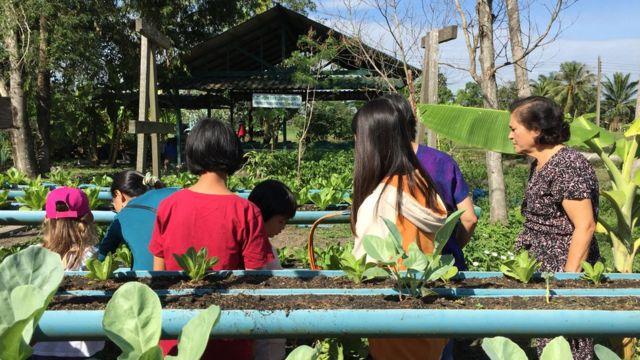 Thái Lan, trẻ em