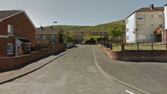 Man shot in both knees in west Belfast