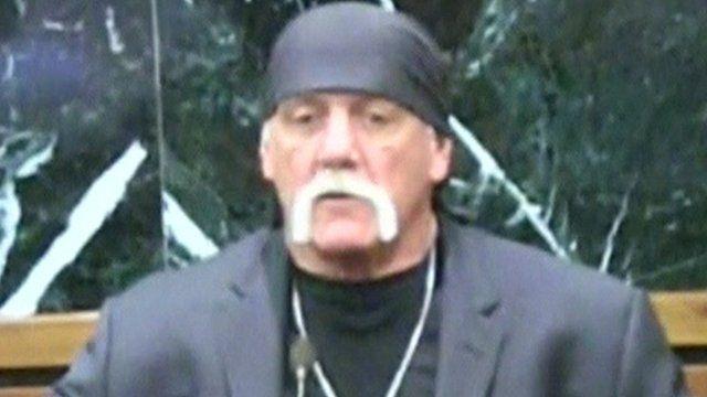 "Hulk Hogan ""Terry Bollea"""