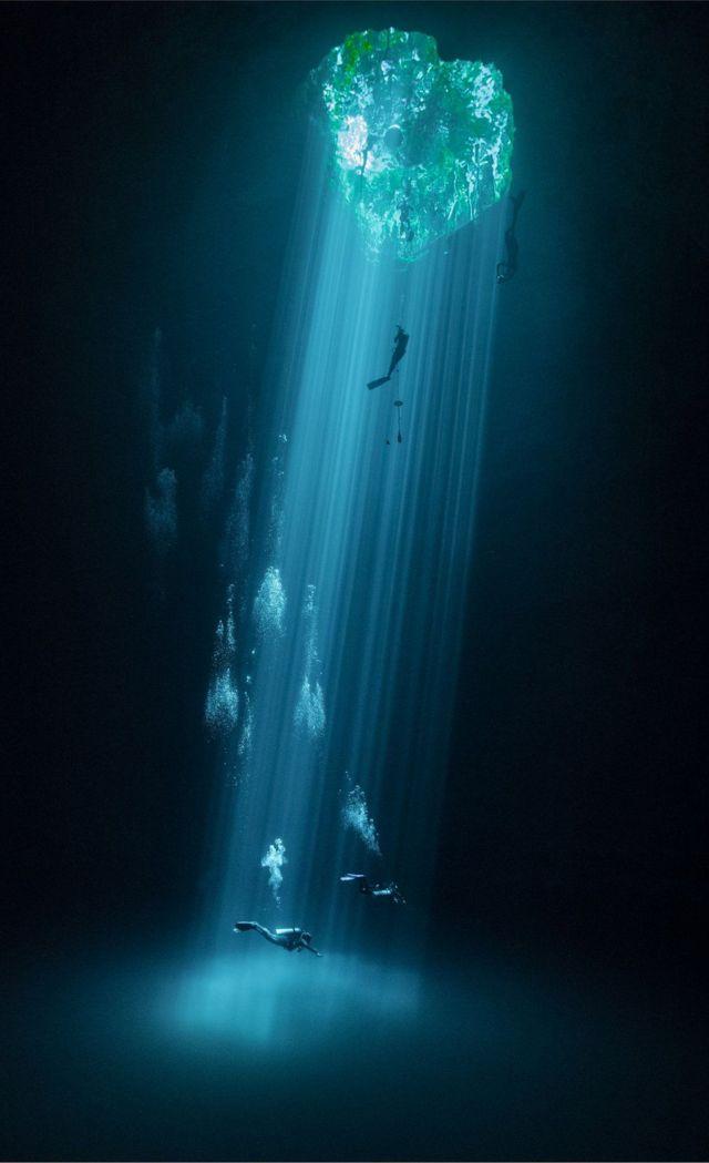 السباحة والغوص