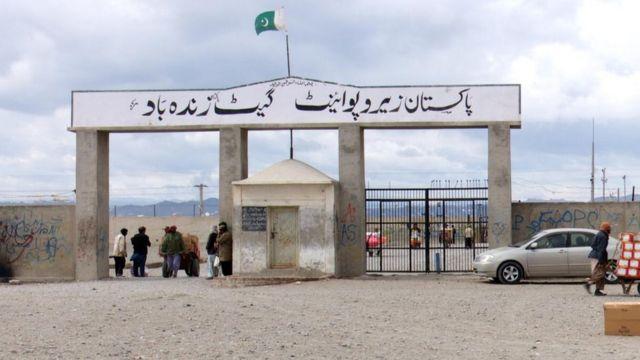 ایران سرحد