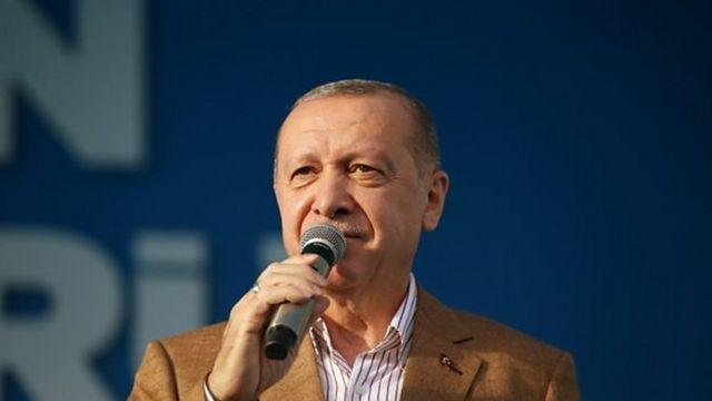 Madaxweynaha Turkiga, Rajab Tayib Erdoğan