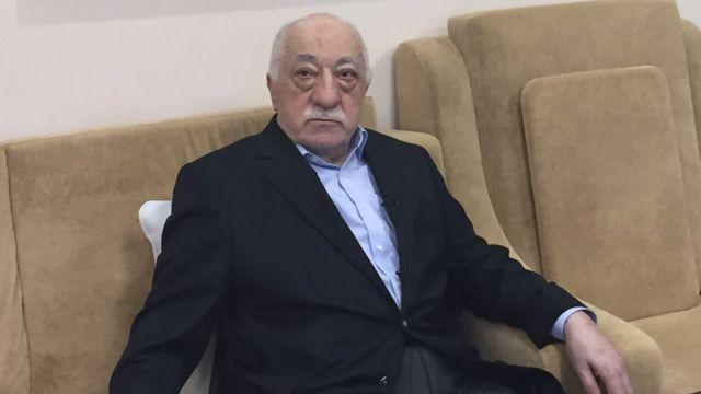 Fethullah Gulen ya musanta kitsa juyin mulki