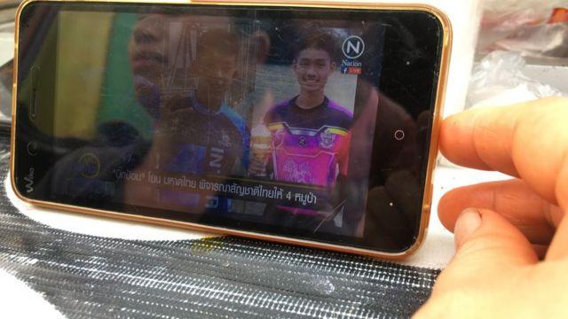 Kaona Pongpipat/BBC Thai