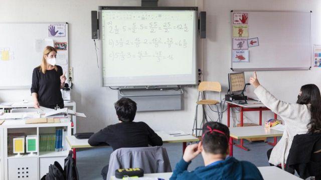 کلاسهای ریاضی
