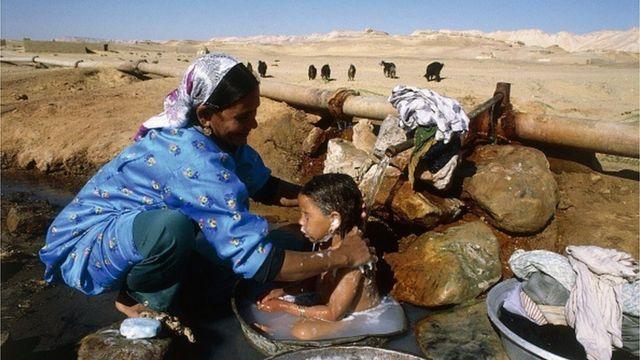 Понад 2,6 млрд людей не мають доступу до каналізації та чистої питної води