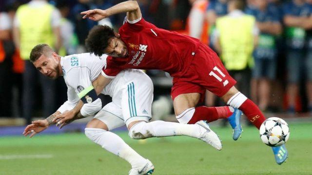 Tiyari Sergio Ramos ameomba radhi kwa kitendo hicho