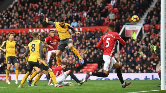 Manchester United - Arsenal matçı