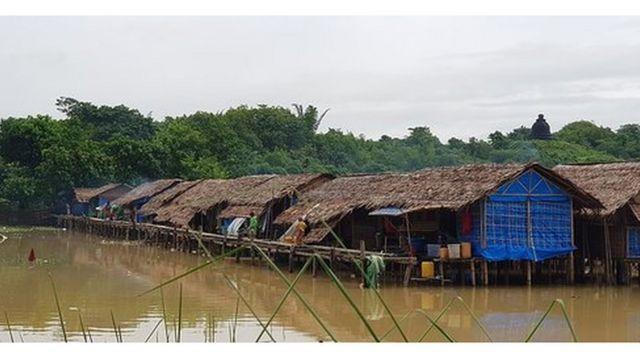 မြတန်ဆောင်းဒုက္ခသည် စခန်း