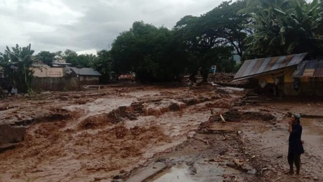Banjir Bandang Flores Timur
