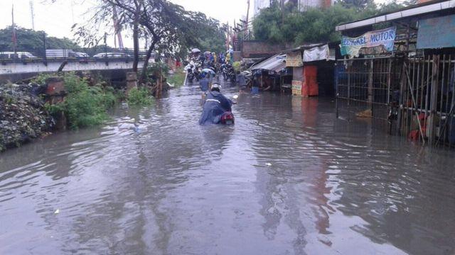 banjir, jakarta