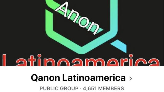 Foto de perfil de QAnon Latinoamérica