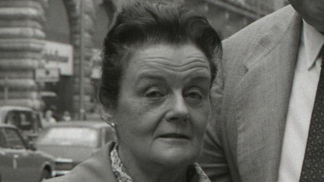 Clare Hollingworth em 1978