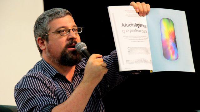 Psiquiatra Luís Fernando Tófoli