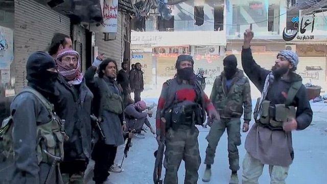 今年4月には、IS戦闘員がヤルムーク難民キャンプの大半を支配下におさめた