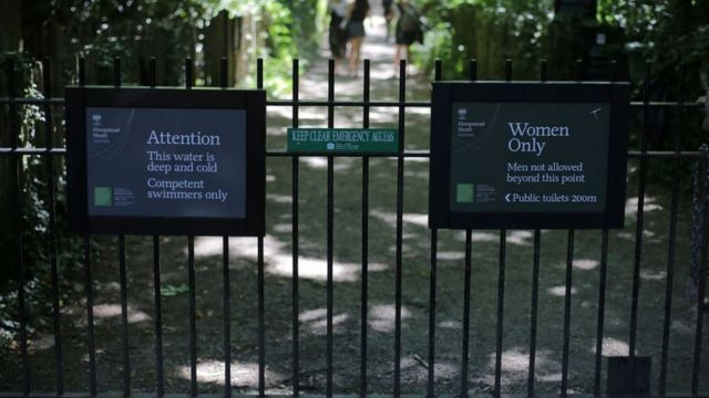 Transgender women given access to Hampstead Heath ponds
