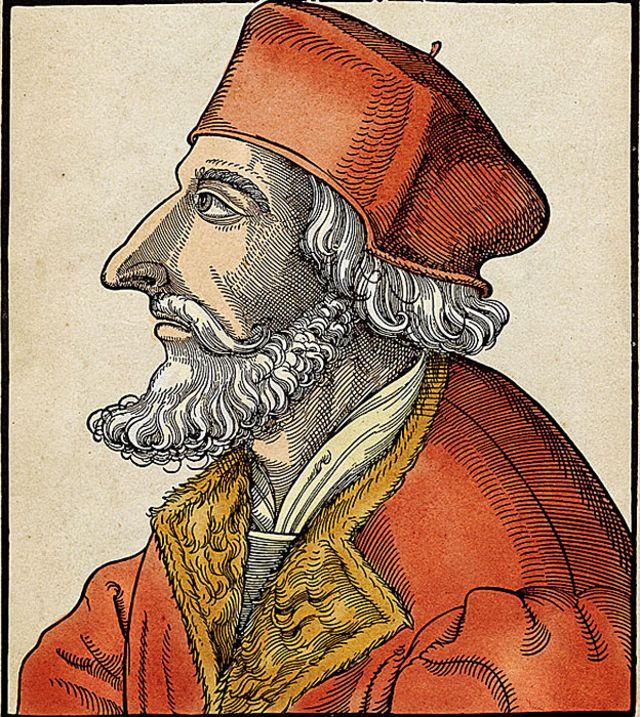 Jan Hus (1369-1415)