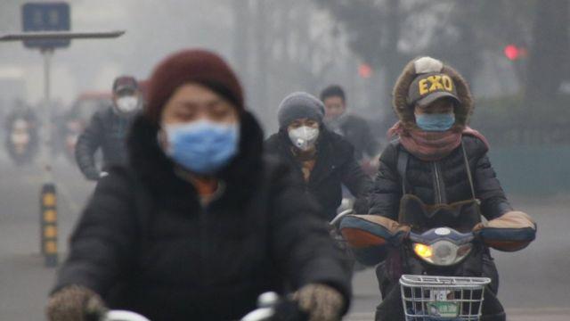 北京で大気汚染の「赤色警報」が発令されるのは初めて