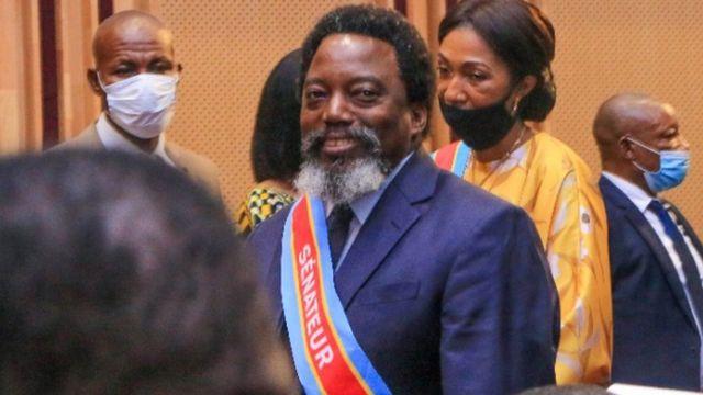 Joseph Kabila mu nteko ya DR Congo uyu munsi kuwa 15/09/2020
