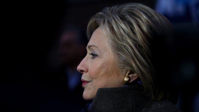 Hillary Clinton loses New Hampshire