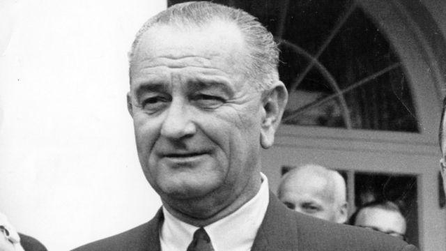 Tổng thống Mỹ Lyndon Johnson (1908-1973)