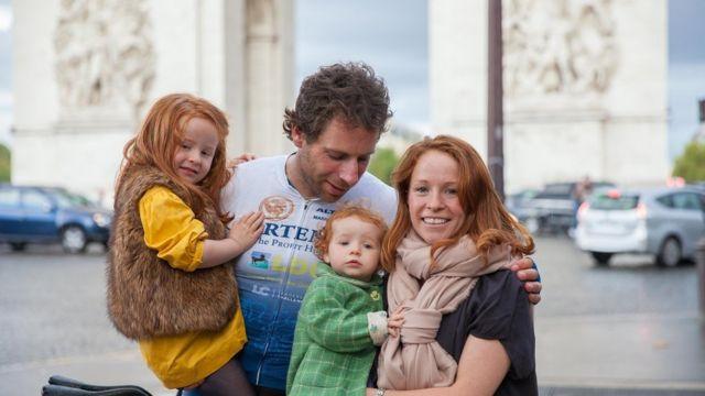 Beaumont ve ailesi