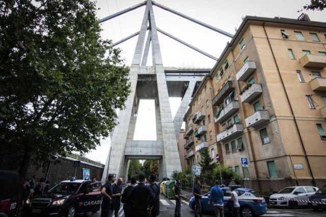 इटली, पूल, बांधकाम
