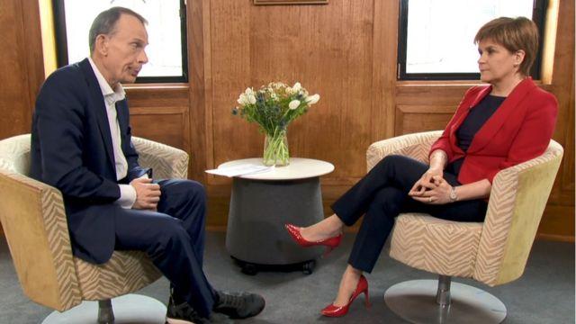 Scottish independence: Nicola Sturgeon says new referendum will happen