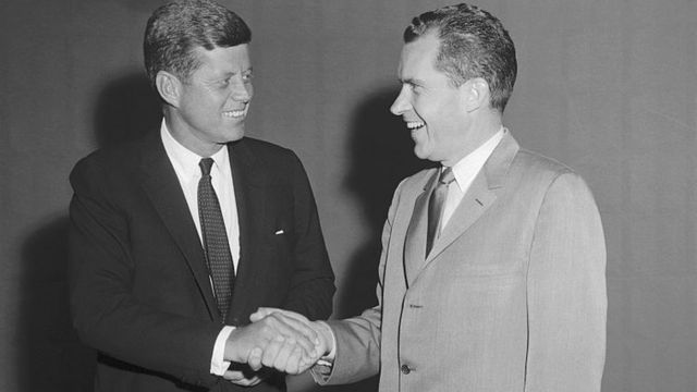 Ніксон та Кеннеді