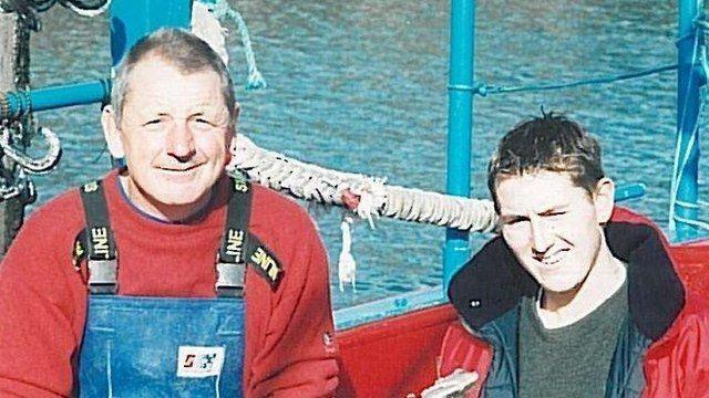 Gareth a Daniel Willington