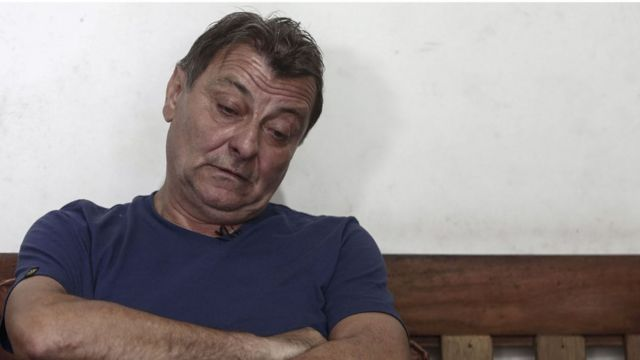 Cesare Battisti: Italian ex-militant admits to murders