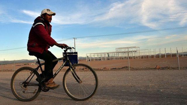 Trabajador mexicano