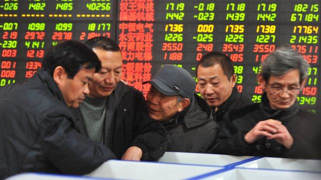 Asia shares fall on China factory data