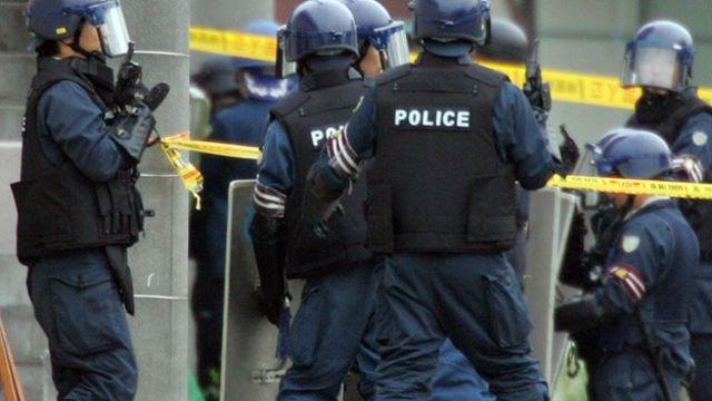 ตำรวจญี่ปุ่น