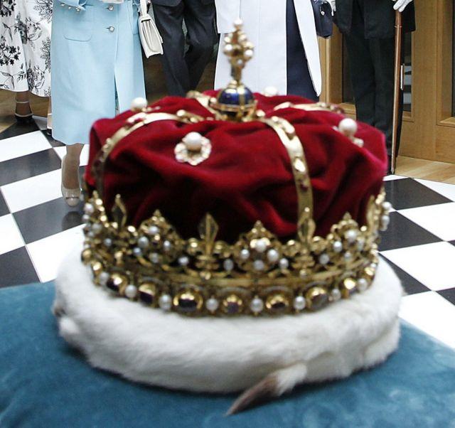 Корона королей Шотландии