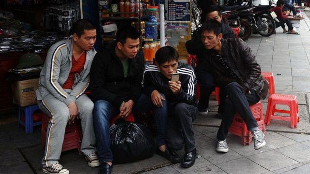 Mạng internet ngày càng phổ biến ở Việt Nam