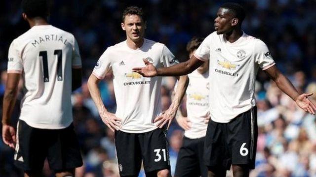 Pogba asema kushindwa kwao na Everton ni ukosefu wa heshima