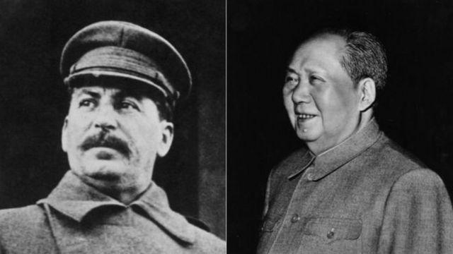 كلام ترامب أحال إلى ستالين وماو