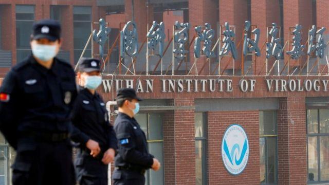 Instituto de Wuhan.