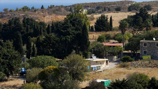 Police search land in Kos for missing Ben Needham