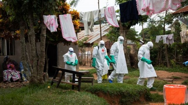 DR Congo Ebola outbreak: More than 2,000 cases reported