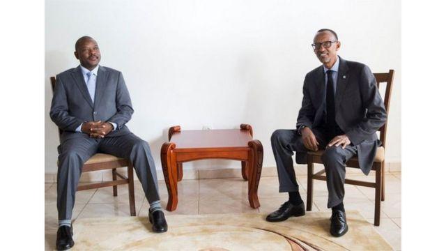 Imigenderanire hagati y'u Rwanda n'u Burundi imeze nabi kuva mu 2015