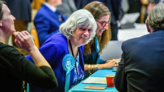 European elections 2019: Widdecombe wins for Brexit in South West